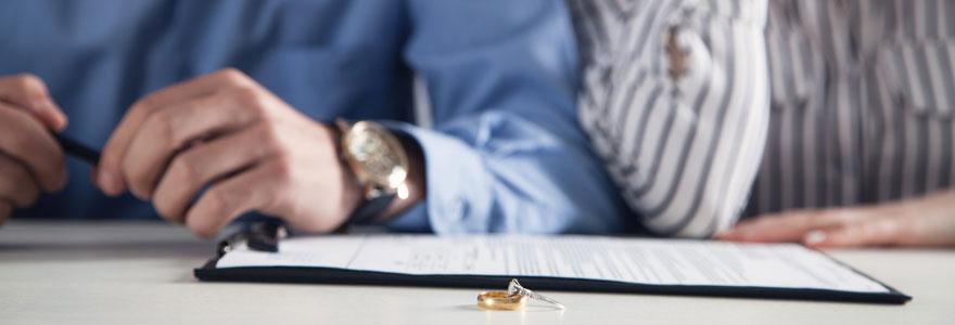 divorce à l'amiable